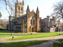 Buckfast-Abbey 2