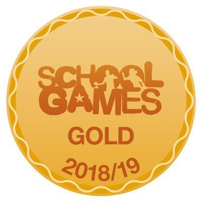School Games Gold 2018-2019